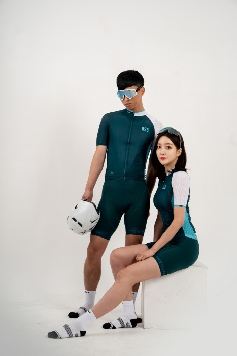 [OBS-115] Performance Bib shorts Green